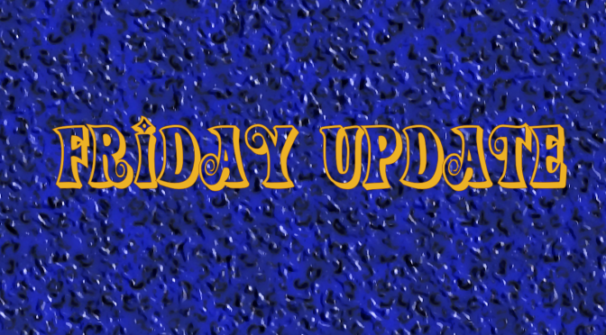 Friday Update #3: Book Cover Changes and Smashwords Sale