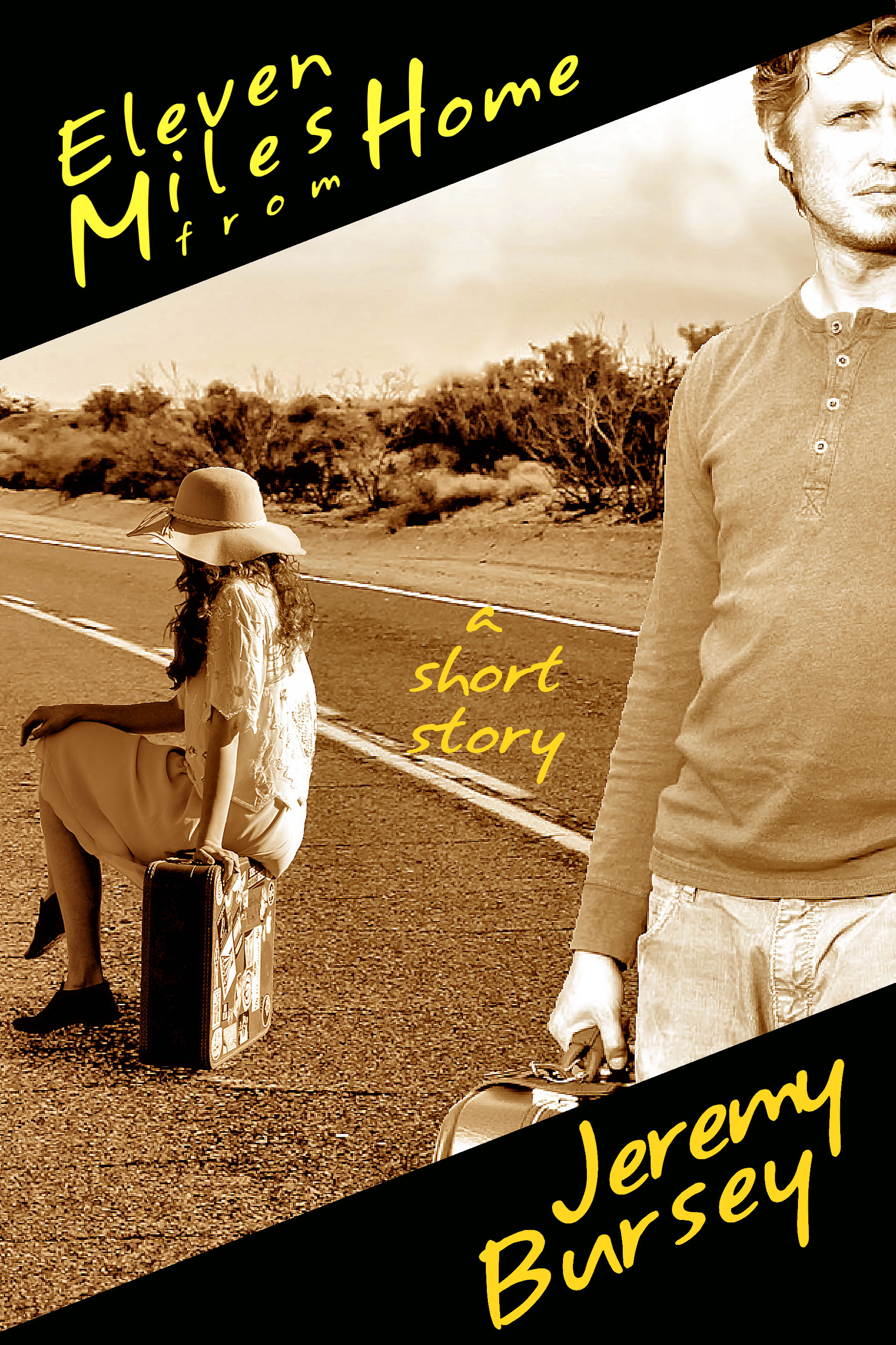 Eleven Miles from Home: a short story by Jeremy Bursey